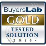 Buyers Laboratory Gold Tested Solution 2016