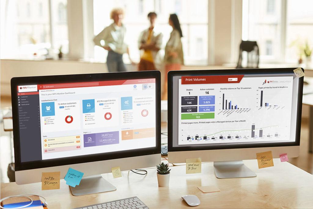 Microsoft présente le succès de Power BI de MPS Monitor