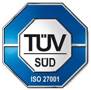 Certification ISO 27001:2014