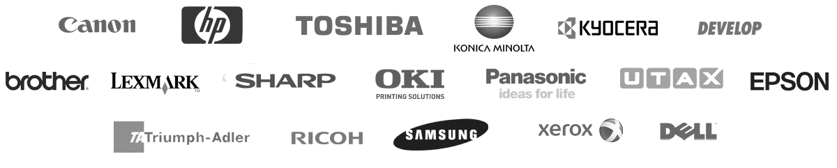 Supported Printer Brands